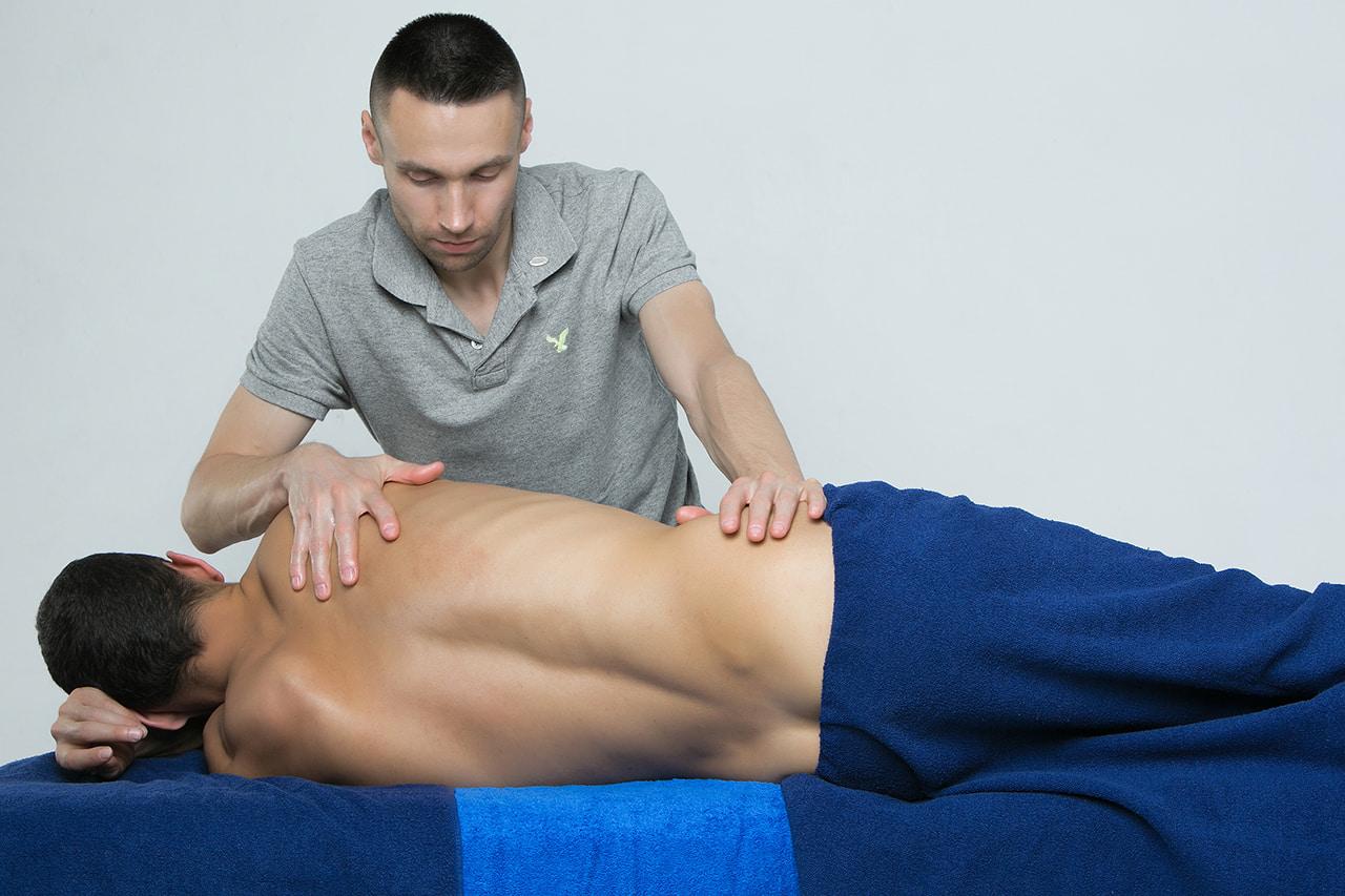 Massage Hemma Hos Dig