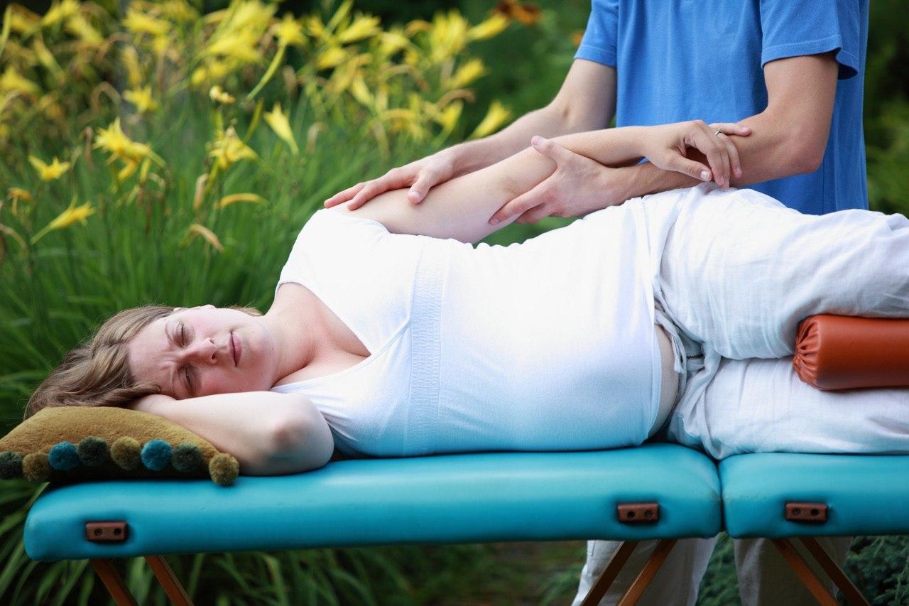 massage på plats